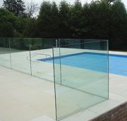Sun, sea and glass balustrades