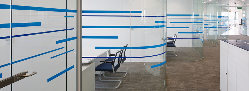 Decorative Glass - Glass Partitions