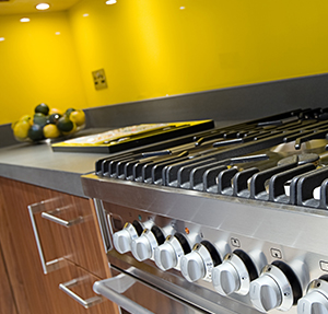 Painted Glass - Glass Splashbacks - Tufwell Glass